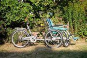 Rollfiets Rollstuhl-Fahrrad Spezialrad 7 Gang