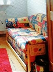 2-Sitzer Sofa Schlafcouch 2-Sitzer Sofa