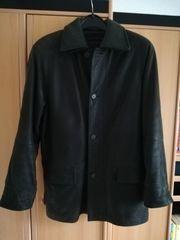 Leder Jacke Made Italien