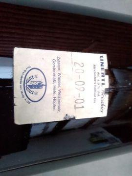 Haushaltsgeräte, Hausrat, alles Sonstige - 3Liter Weißbierflasche mit Bügelverschluss