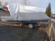 Boot Gondel - Segelboot