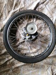 Mofa Mopedrad Honda Camino Schrothorst
