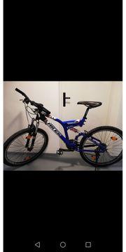 Fahrrad Fully-MtB