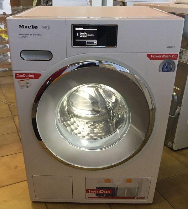 Miele Waschmaschine WMV 960 WPS -