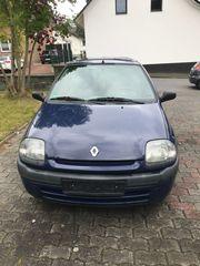 Renault Clio 1 2 TÜV