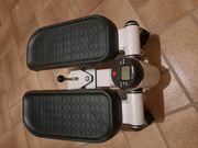 Fitness Stepper Platzsparend mit Digitalanzeige