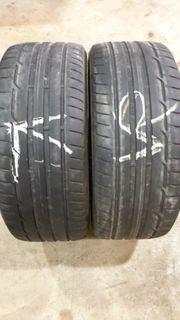 2 gebr Dunlop RT 225