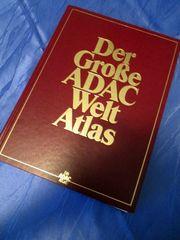 DER GROSSE ADAC WELT ATLAS -
