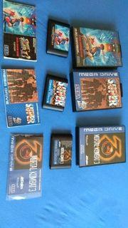 sega Mega Drive spiele street