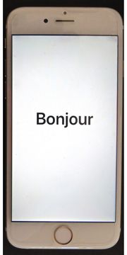 I-phone 6s 64 Gb Gold