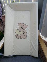 wickelauflage für Bett