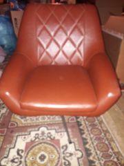 2 Cocktail Lounge Sessel 50er