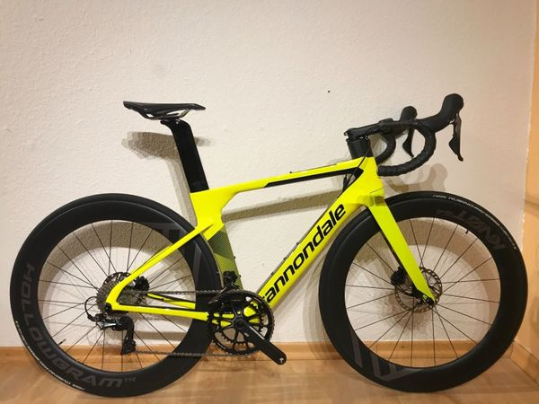 Rennrad Cannondale SystemSix Dura Ace