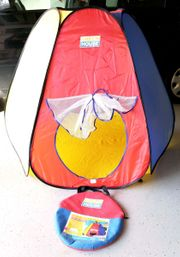Spielzelt Pop Up Zelt Strandmuschel -