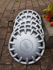 Original Audi Radkappen 15 Zoll