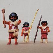PLAYMOBIL - Steinzeit 3 Figuren