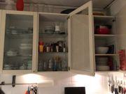 Küchenoberschränke weiß
