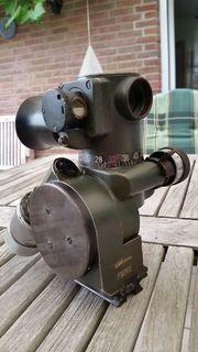 WK2 Wehrmacht MGZ34 Optik Lafette