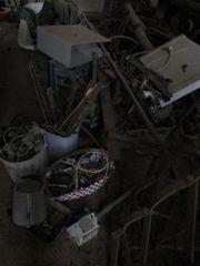 Altmetall-ALU-EDELSTAHL-CPU