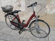 amsterdamer 28 Zoll 3-Gang Damen-Fahrrad