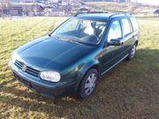 VW Golf lV Kombi Allrad