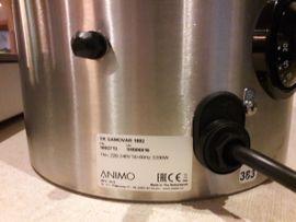 Bild 4 - Samovar Heißwassergerät von Teekanne 8 - Stallehr