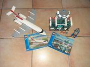 Lego City Airport Flughafen mit