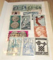 Briefmarken aus Griechenland 29 Belgien