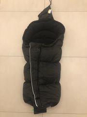 Odenwälder Fußsack Billi XL schwarz