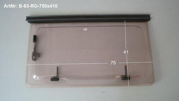 Bürstner Wohnwagenfenster ca 75 x