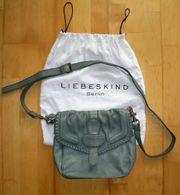 Liebeskind-Leder-Handtasche Mariella