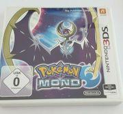 Pokemon Mond Edition Nintendo DS