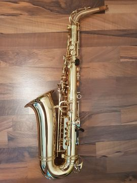 Bild 4 - Neuwertiges Jupiter Alt-Saxophon Dirko Juchem - Ditzingen