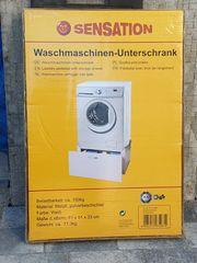 Waschmaschinenerhöhung