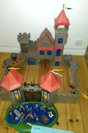 Playmobil Ritterburg Bauanleitung Kinder Baby Spielzeug