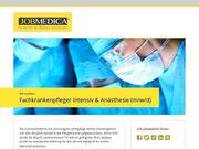Fachkrankenpfleger Intensiv Anästhesie m w