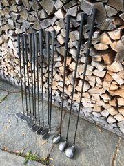 Golfschläger 12 teilig