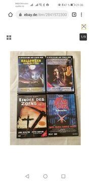 Neuwertige DVDs 4 Stück 10