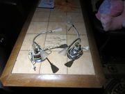 2 Tischlampen