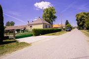 Ungarn Landhaus in schöner Strasse