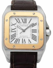 Cartier Santos 100 W20107X7 2878