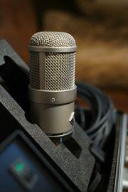 Neumann Mikrofon M147-Tube Großmembran-Mikrofon Röhrenmikrofon