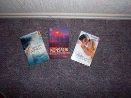 Allgemeine Literatur und Romane - Konsalik verschiende Romane