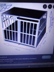 Hundetransportbox Nagelneu
