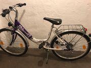 Delta Mädchen Fahrrad 26 Zoll