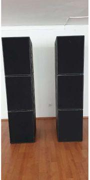 HK Audio Projector Anlage
