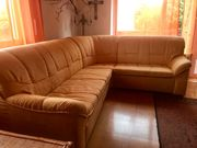 Couch Schlafauszug Microfaser Velours
