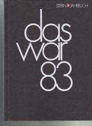 Buch Stern - Jahrbuch - Das war