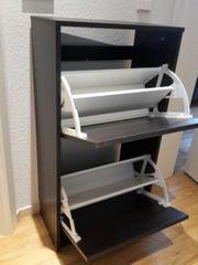 IKEA Schuhschrank Bissa - 2 Fächer