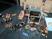 Playmobil Gefängnisfestung mit viel Zubehör